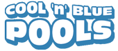 Cool'n'Blue Pools Logo